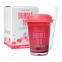 Ночная маска с экстрактом клубники Etude House Bubble Tea Sleeping Pack #Strawberry 100ml 0