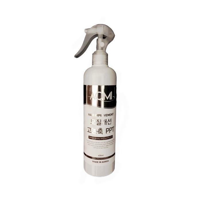 Термозащита для волос с протеинами шелка Aomi Basic Repair PPT Balance 400ml