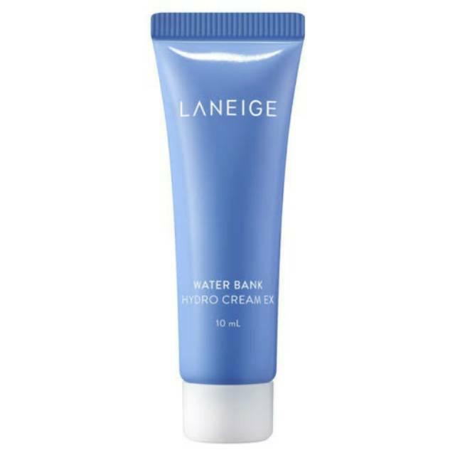 Крем увлажняющий на основе талой ледниковой воды Laneige Water Bank Hydro Cream 10ml
