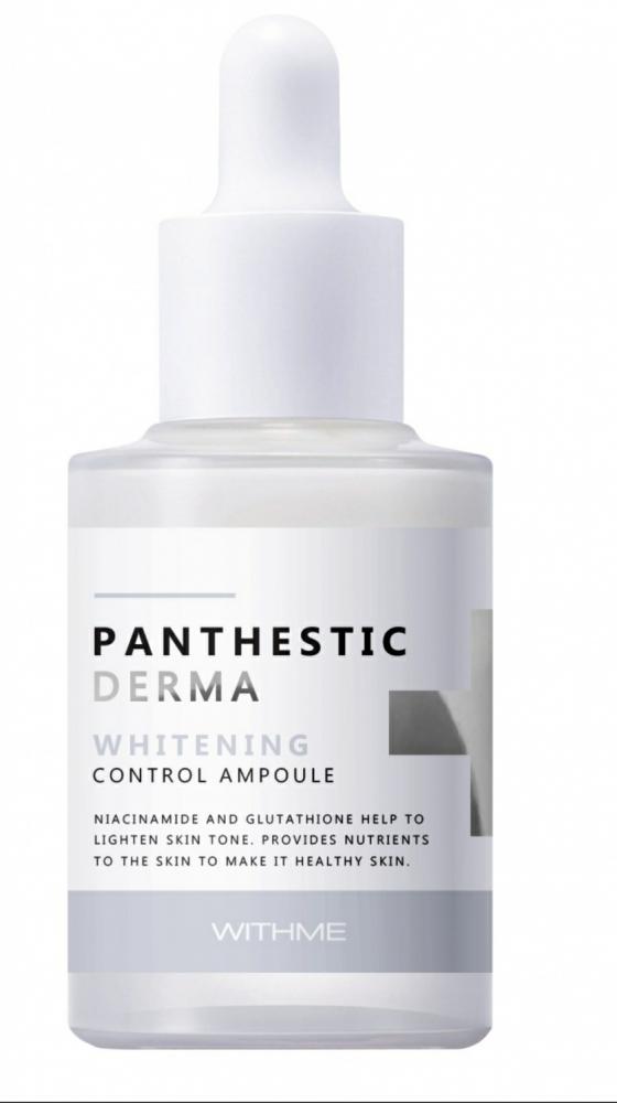 Сыворотка осветляющая для лица Evas Panthestic Derma Whitening Control Ampoule 30ml