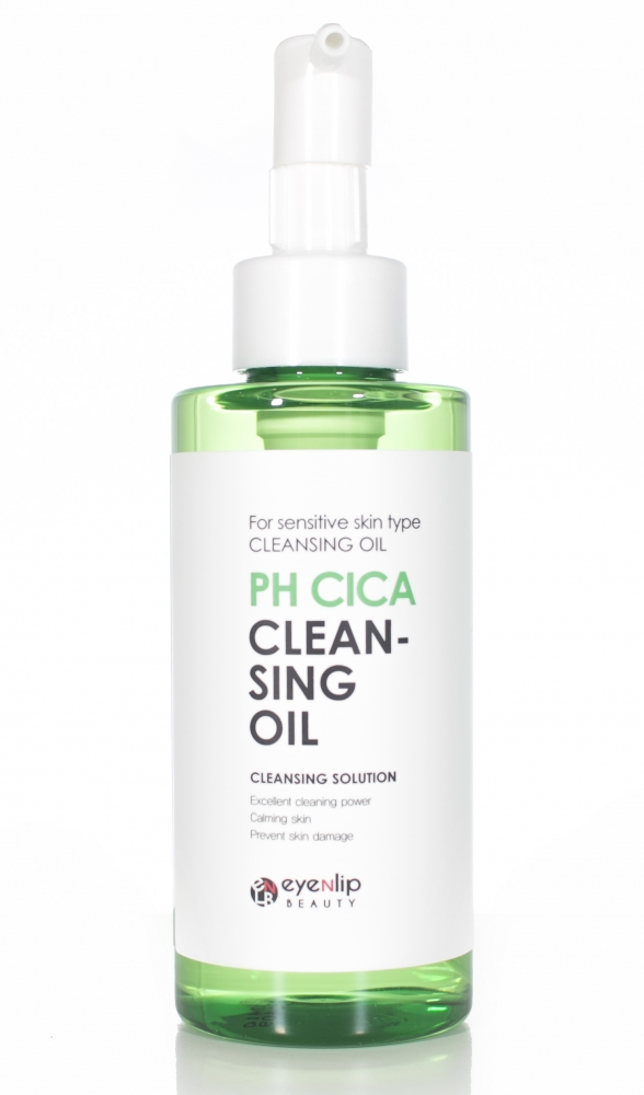 Масло гидрофильное с центеллой для лица Eyenlip PH CICA cleansing oil 150ml