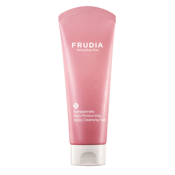 Пена для умывания увлажняющая с экстрактом граната Frudia Pomegranate Nutri-Moisturizing Sticky Cleansing Foam 145ml