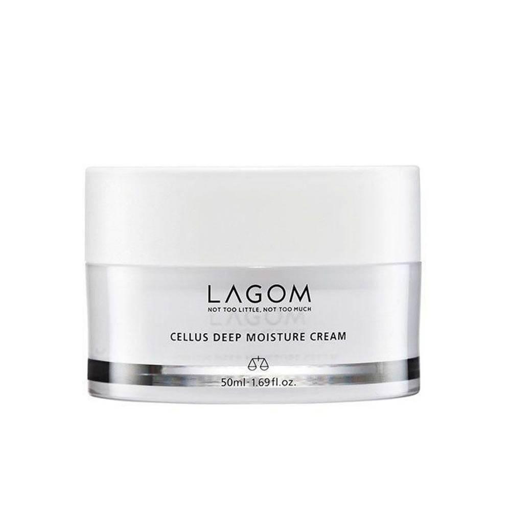 Крем Осветляющий С Ниацинамидом Lagom Cellus White Moisture Cream 50 ml