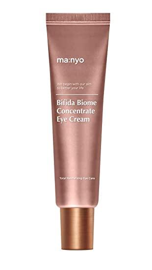Крем для кожи вокруг глаз с бифидобактериями Manyo Bifida Biome Concentrate Eye Cream 30ml