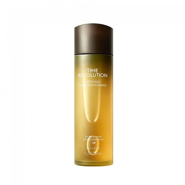 Эссенция Для Лица Успокаивающая С Высоким Содержанием Экстракта Полыни MISSHA Time Revolution Artemisia Treatment Essence 150ml