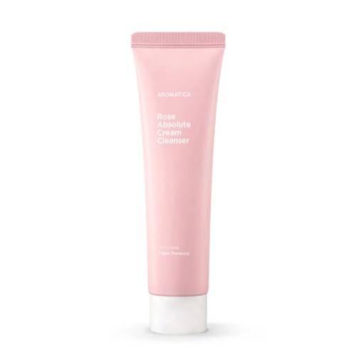 Очищающая крем-пенка с экстрактом дамасской розы Aromatica Rose Absolute Cream Cleanser 145g