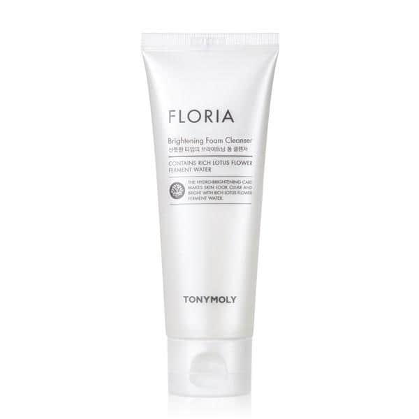 Пенка для умывания осветляющая Tony Moly Floria Brightening Foam Cleanser 150ml