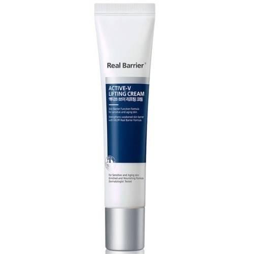 Крем Для Век И Лица С Лифтинг-Эффектом Real Barrier Active-V Lifting Cream Cream 40ml
