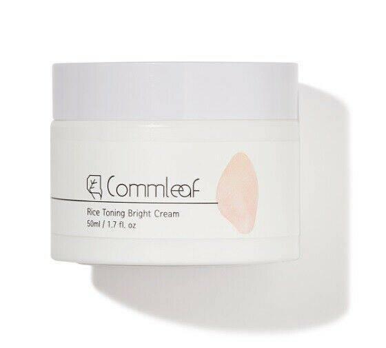 Крем Тонизирующий С Экстрактом Риса Commleaf Rice Toning Bright Cream 50ml