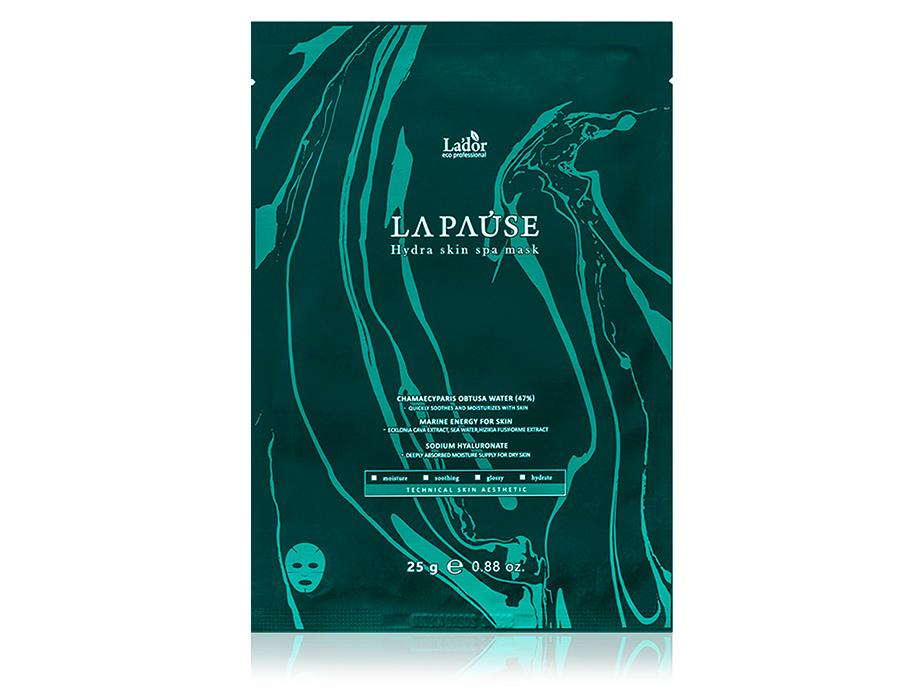Увлажняющая SPA-маска La'dor La-Pause Hydra Skin SPA Mask 25g х 5sheet