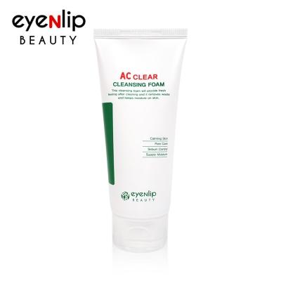 Пенка увлажняющая для умывания для проблемной кожи лица Eyenlip AC Clear Cleansing Foam 150ml