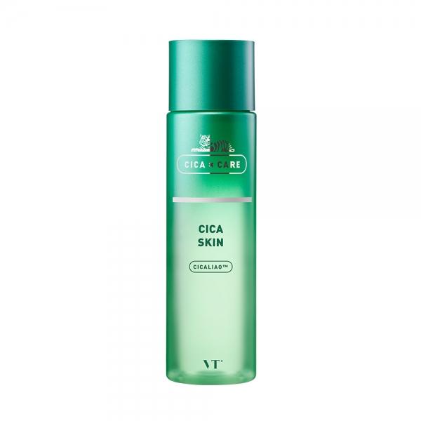 Тонер успокаивающий с экстрактом центеллы  VT Cosmetics  VT Cica Skin 200ml