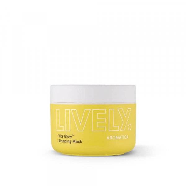 Маска Сияние Кожи С Экстрактом Облепихи Aromatica Lively Vita Glow Sleeping Mask