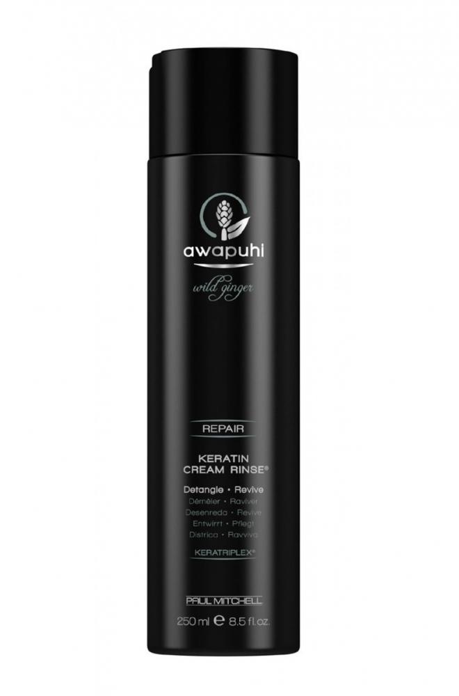 Кондиционер восстанавливающий для волос Paul Mitchell Awapuhi Wild Ginger Keratin Cream Rinse 250ml