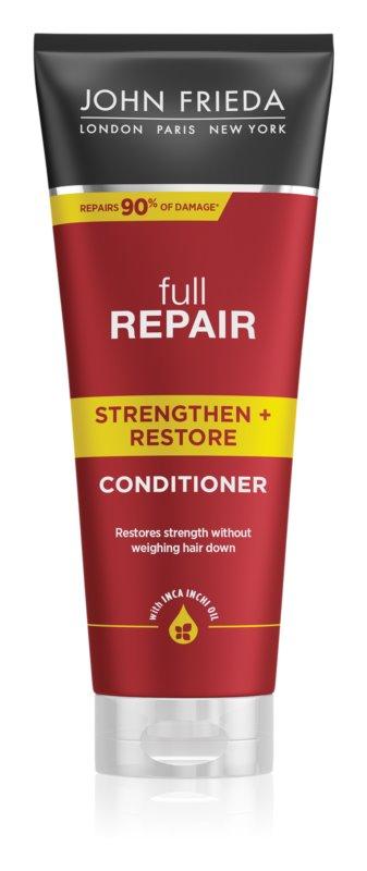 Кондиционер для волос укрепляющий + восстанавливающий «Полное восстановление» John Frieda Full Repair Strengthen & Restore Conditioner 250ml