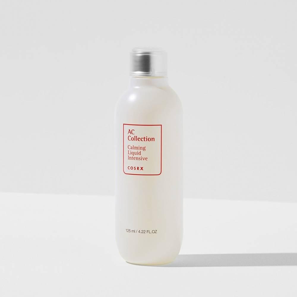 Интенсивный Лечебный Флюид COSRX AC Collection Calming Liquid Intensive Для Проблемной Кожи 125ml