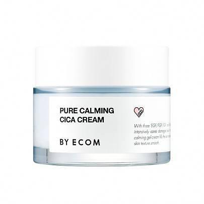 Крем С Экстрактом Центеллы By Ecom Pure Calming Cica Cream Для Проблемной Кожи 50ml