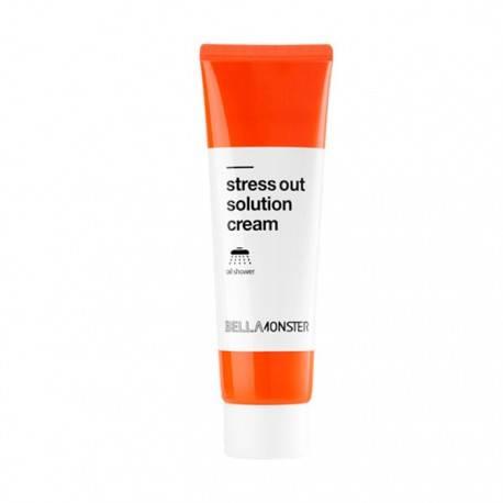 Крем антистресс с экстрактом моркови BellaMonster Stress Out Solution Cream 40ml