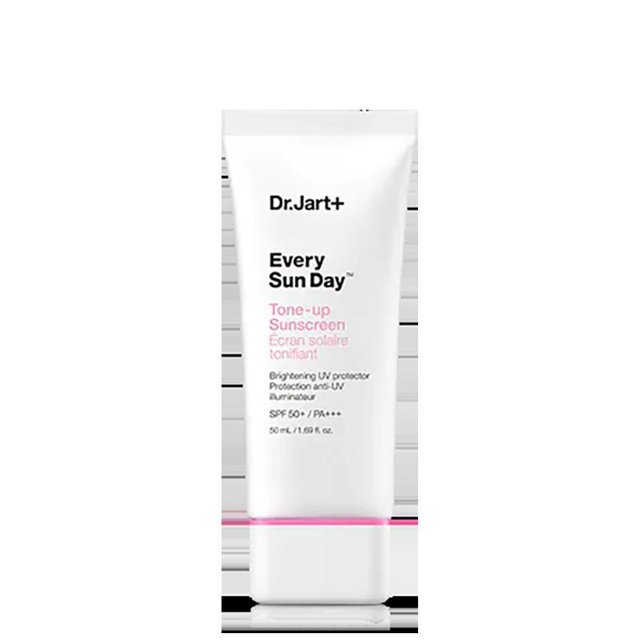 Солнцезащитный крем осветляющий с ниацинамидом Dr. Jart+ Every Sun Day Tone-Up Sunscreen SPF50+ PA+++ 50ml