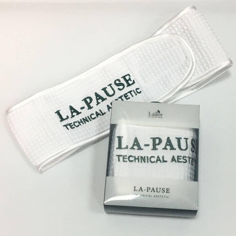 Повязка для волос на липучке Lador La-Pause Hair Band