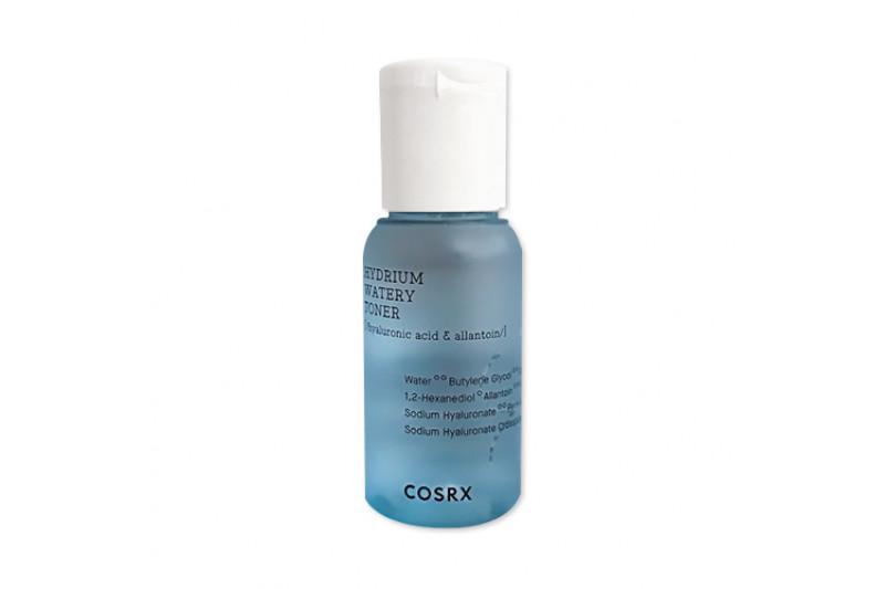 Тонер увлажняющий с гиалуроновой кислотой Cosrx Hydrium Watery Toner