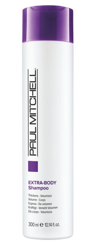 Шампунь для придания объема для ежедневного применения Paul Mitchell Extra-Body Daily Shampoo 300ml