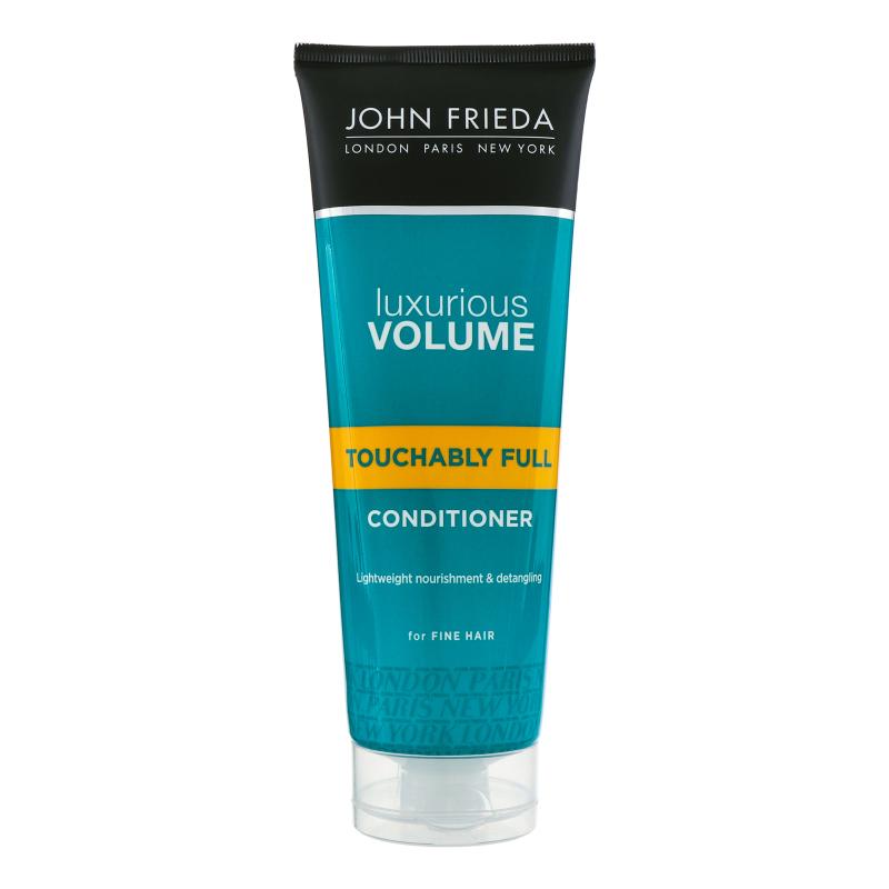 Кондиционер для создания естественного объема с кофеином John Frieda Luxurious Volume  Touchably Full Conditioner 250ml