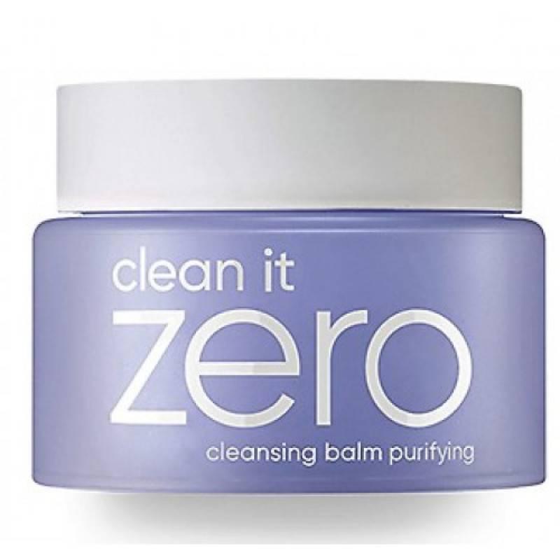 Бальзам очищающий с экстрактом ацеролы Banila co Clean it Zero Cleansing Balm Purifying 100ml