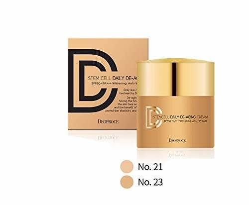 Антивозрастной маскирующий DD-крем Deoproce STEM CELL DAILY DE-AGING CREAM 40 ml