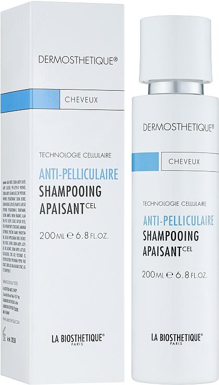 Шампунь клеточно-активный против перхоти для чувствительной кожи головы La Biosthetique Dermosthetique Shampooing Apaisant 200ml