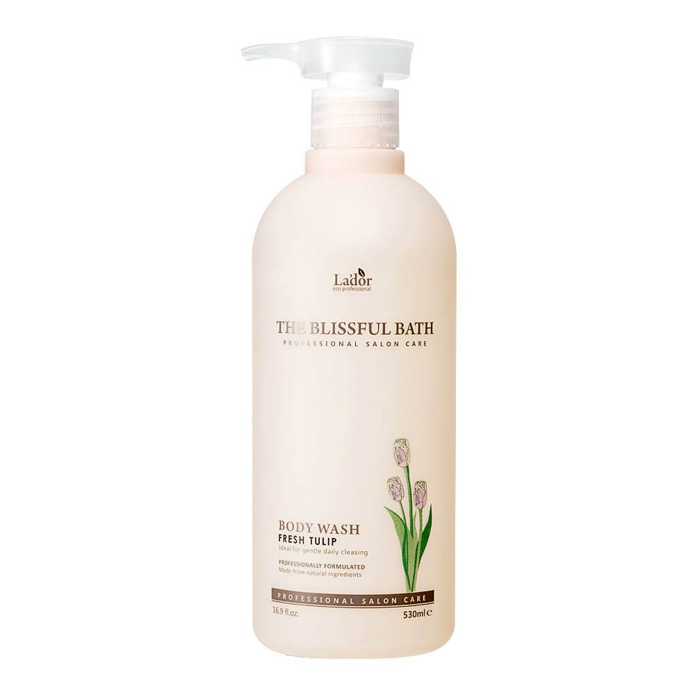 Гель Для Душа С Экстрактом Тюльпана Lador The Blissful Bath Tulip 530ml