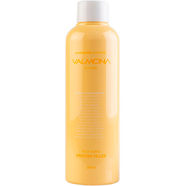 Маска для волос питательная Evas Valmona Yolk-Mayo Protein Filled 200ml