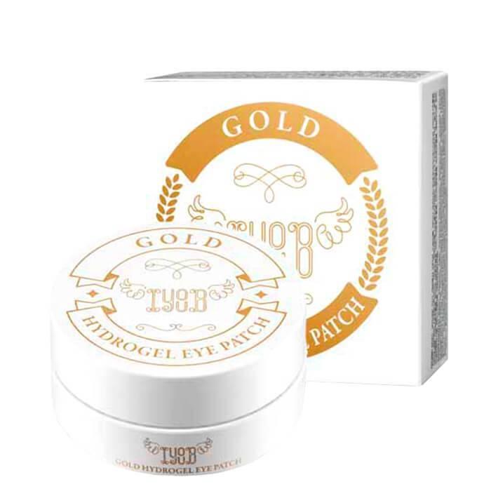 Патчи С Коллоидным Золотом И Морским Коллагеном IYOUB Gold Hydrogel Eye Patch Восстанавливающие