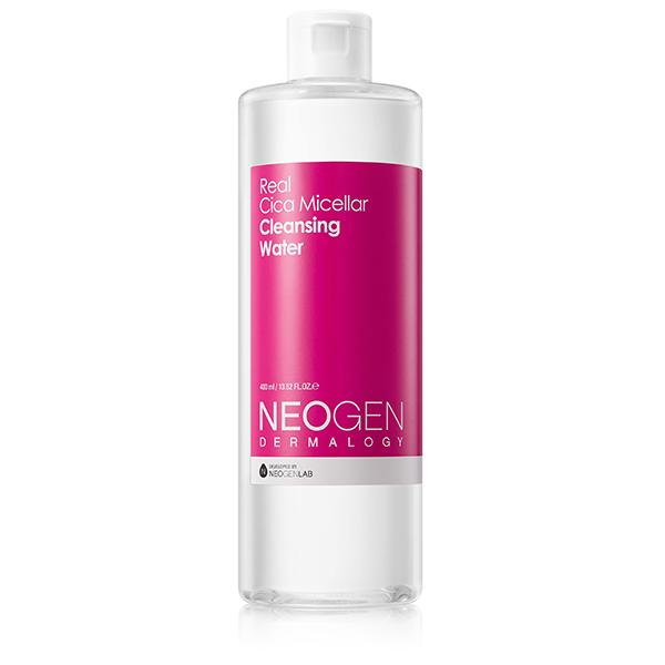 Мицеллярная Вода С Мадекассосидом Neogen Real Cica Micellar Cleansing Water 400ml