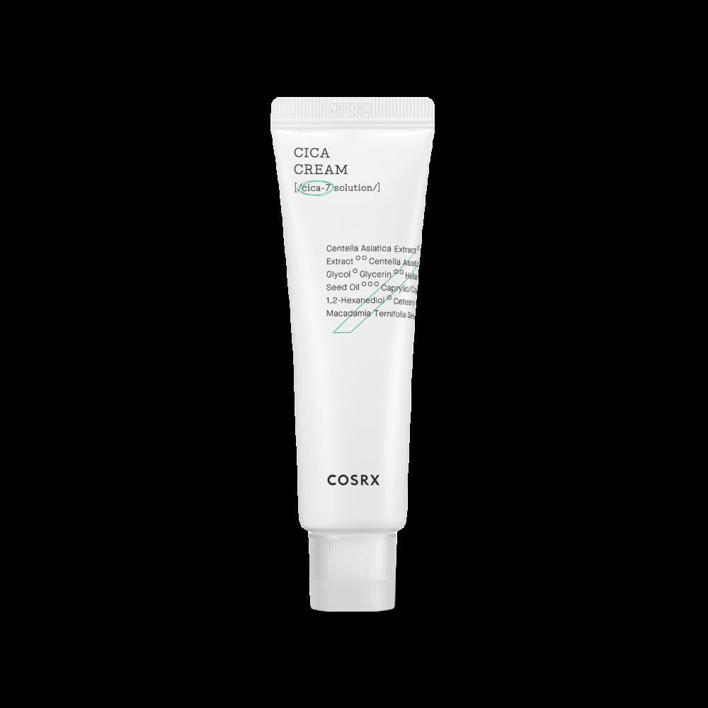Крем для лица увлажняющий с Комплексом Центеллы Азиатской для чувствительной кожи Cosrx PURE FIT CICA Cream 50ml
