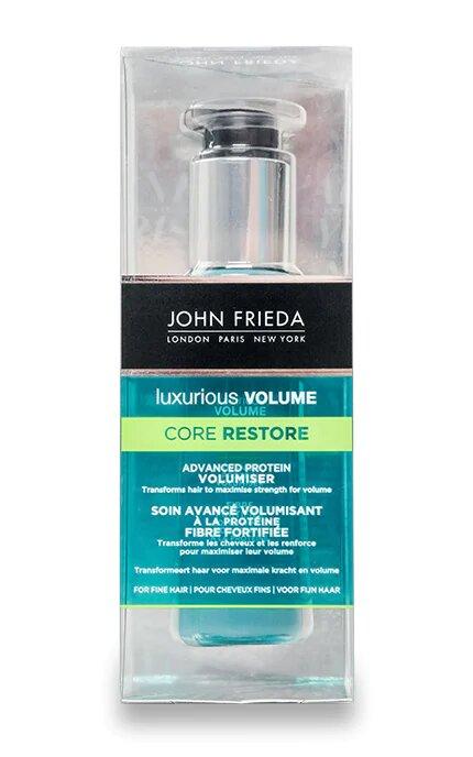 Спрей для создания объема волос с протеином John Frieda Luxurious Volume Core Restore 60ml