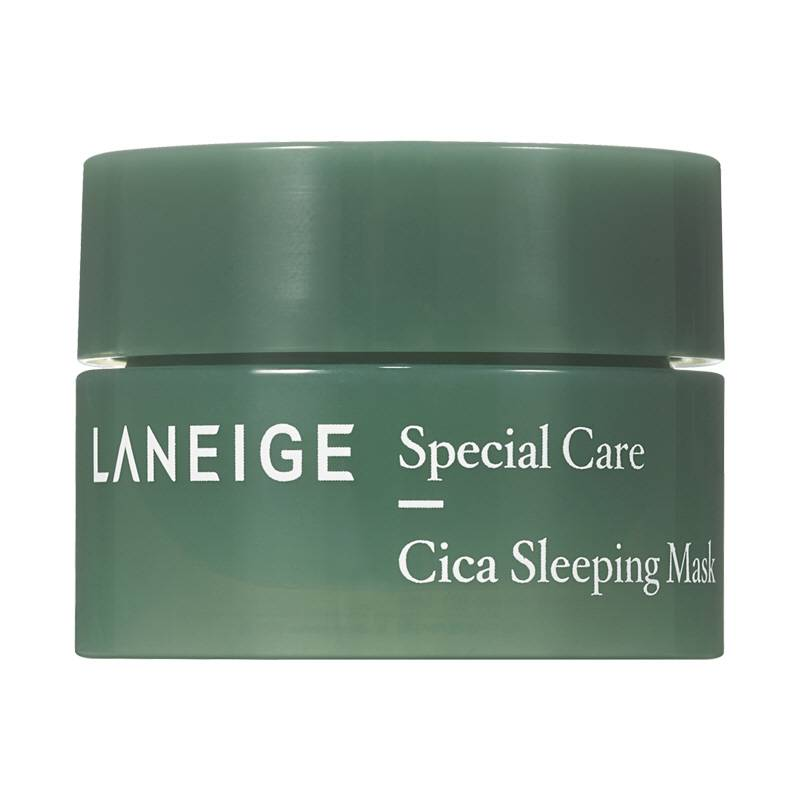 Маска Восстанавливающая Успокаивающая С Экстрактом Центеллы Laneige  Cica Sleeping Mask