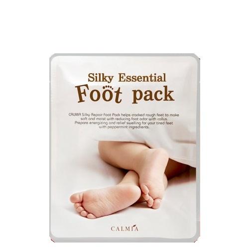 Маска для ног увлажняющая  с экстрактом авокадо Calmia Silky Essential Foot Pack 20ml