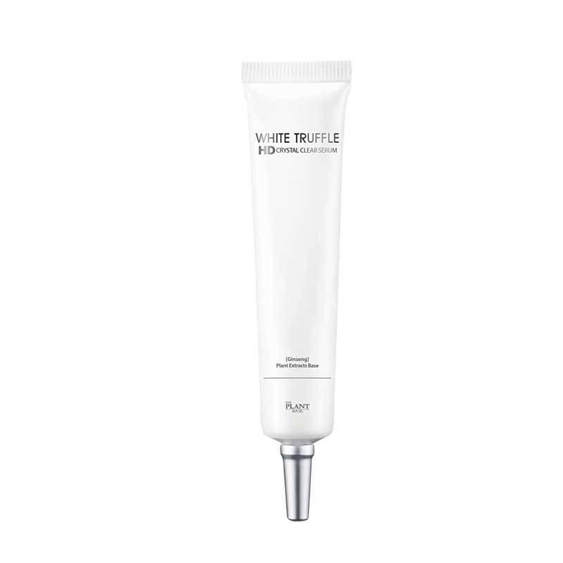 Сыворотка Осветляющая С Экстрактом Белого Трюфеля The Plant Base White Truffle Crystal Clear Serum 30ml