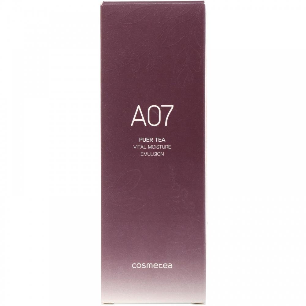 Эмульсия питательная увлажняющая Cosmetea A07 Puer Tea Vital Moisture Emulsion 30ml