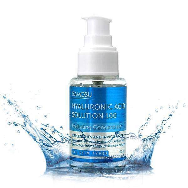 Профессиональная Гиалуроновая Сыворотка Ramosu Hyaluronic Acid Solution Serum 100%