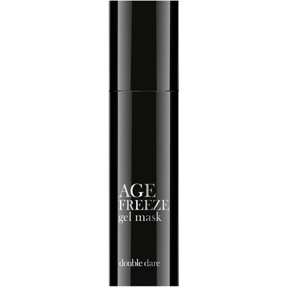 Маска гелевая для лица с лифтинг-эффектом Double Dare Age Freeze Gel Mask 100 ml