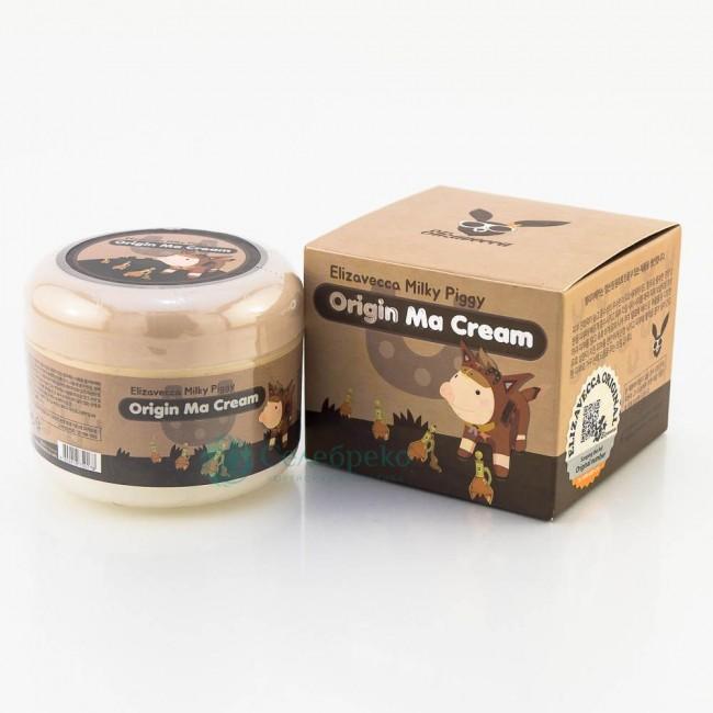 Крем восстанавливающий с лошадиным маслом Elizavecca Face Care Milky Piggy Origine Ma Cream 100ml