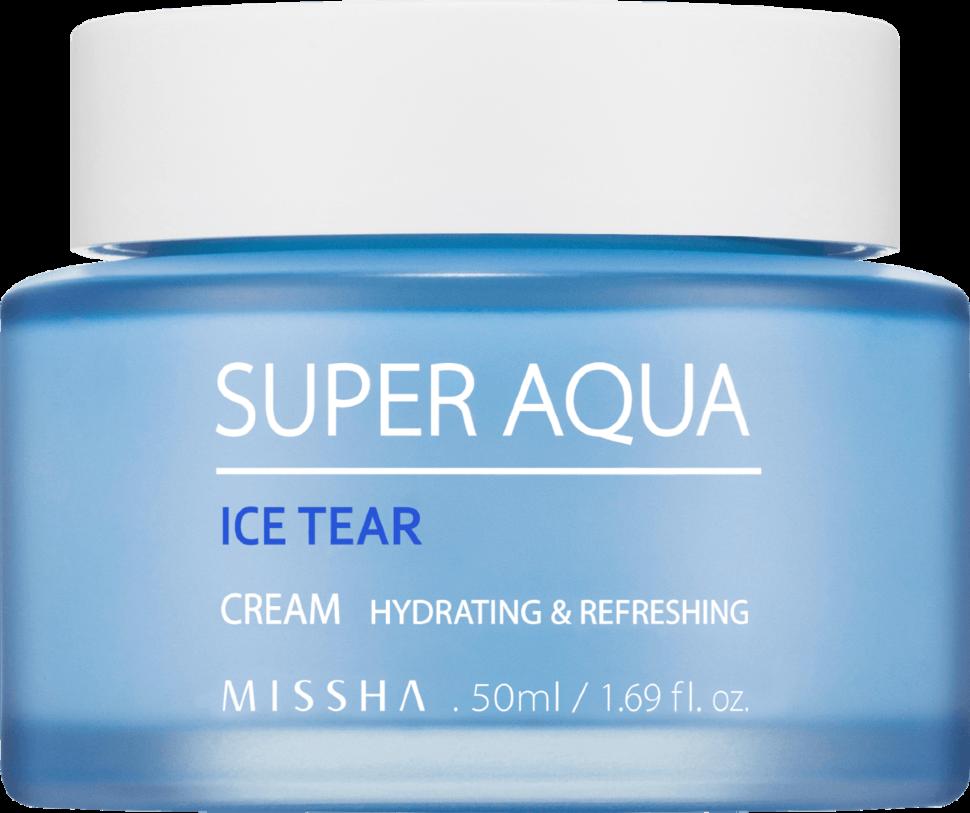 Крем Увлажняющий На Основе Ледниковой Воды Патагонии Missha Super Aqua Ice Tear Cream