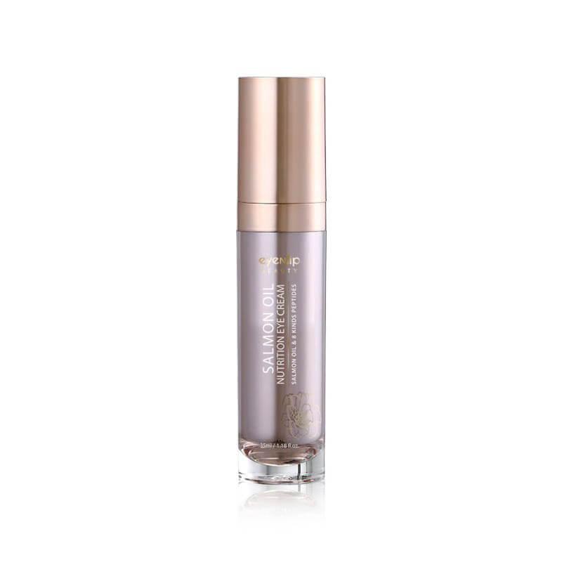 Крем питательный пептидный для век Eyenlip Salmon & Peptide Nutrition Eye Cream 35ml