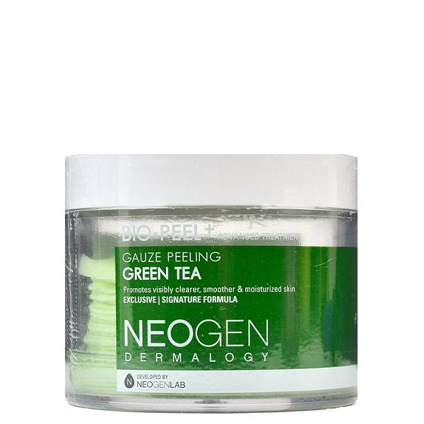 Green Tea Moist PHA Gauze Peeling