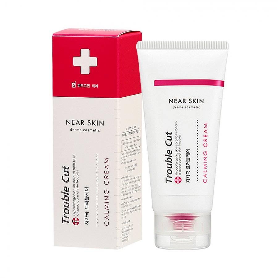 Крем Лечащий С Пантенолом Для Чувствительной Кожи Missha Near Skin Trouble Cut Calming Cream 50ml