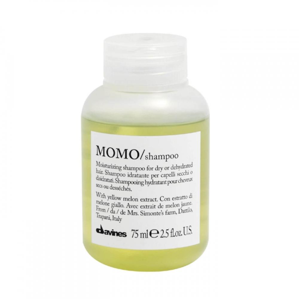Шампунь для волос увлажняющий Davines Momo Moisturizing Shampoo 75ml