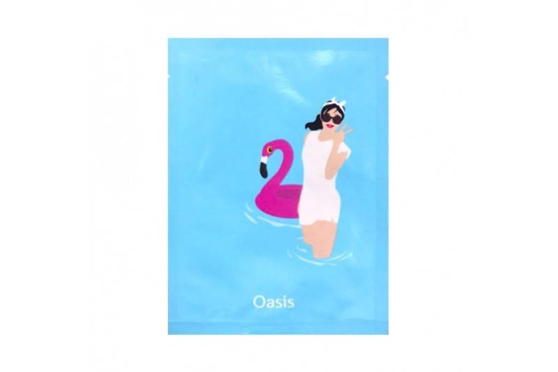 Маска увлажняющая с экстрактом алоэ Pack Age Oasis Moisturizing Mask 25ml