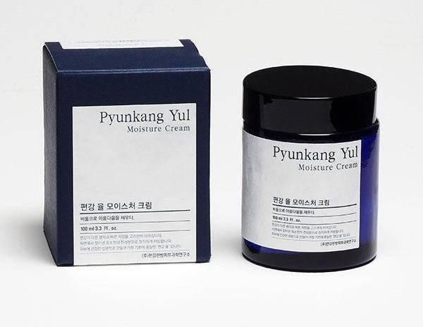 Крем Увлажняющий Восстанавливающий Натуральный Pyunkang Yul Moisture Cream 100ml
